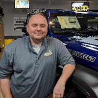 Keith Cook at Adams Jeep Of Maryland Inc