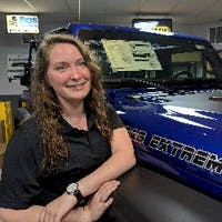 Victoria Bates at Adams Jeep Of Maryland Inc