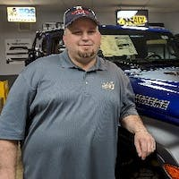 Brian Simmons at Adams Jeep Of Maryland Inc