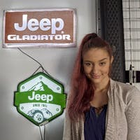 Lilly Moore at Adams Jeep Of Maryland Inc