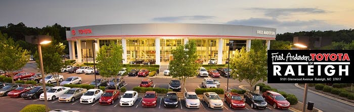 Fred Anderson Toyota, Raleigh, NC, 27617