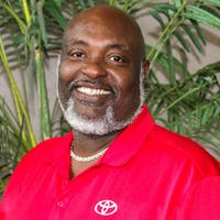 Desmond Adger at Freeman Toyota