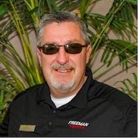 """Richard """"Maverick"""" Linck at Freeman Toyota"""