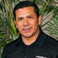 Ramiro Flores at Freeman Toyota
