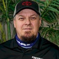 Grady Pettit at Freeman Toyota