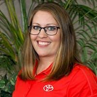 Elizabeth Soward at Freeman Toyota
