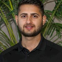 Saad Junaid at Freeman Toyota