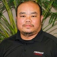Tommy Chau at Freeman Toyota