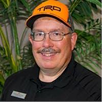 Jeff Ritter at Freeman Toyota