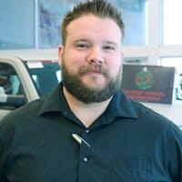 Chris Abbott at McLarty Daniel Chrysler Dodge Jeep Ram of Bentonville
