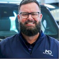 Dwayne Patteson at McLarty Daniel Chrysler Dodge Jeep Ram of Bentonville