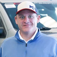Brian Hausback at McLarty Daniel Chrysler Dodge Jeep Ram of Bentonville