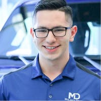 Daniel Tapia at McLarty Daniel Chrysler Dodge Jeep RAM of Bentonville - Service Center