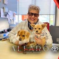 Emma Alfaro at Fremont Toyota