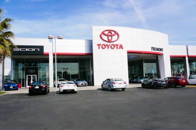 Fremont Toyota, Fremont, CA, 94538