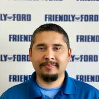 Ramon Talavera at Friendly Ford