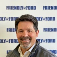 Bart  Peterson at Friendly Ford