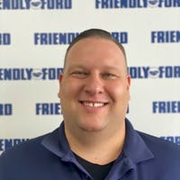 Chris Montalvo at Friendly Ford