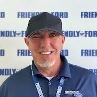 Tony Rodriguez at Friendly Ford