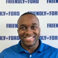 Larry Earl at Friendly Ford