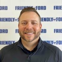 Bill Bosnos at Friendly Ford