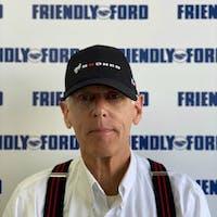 Randy Block at Friendly Ford