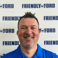 Kip Fluth at Friendly Ford