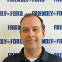 Jason Hulse at Friendly Ford