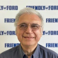 Joe Nazmi at Friendly Ford