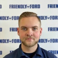 Isaac Roberts at Friendly Ford