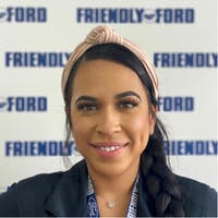 Daysie Garcia at Friendly Ford