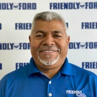 Jose Chavez at Friendly Ford