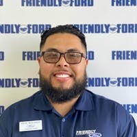 Peter Bolanos at Friendly Ford