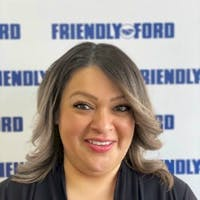 Beverly Moran at Friendly Ford