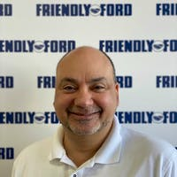 Pete Ferris at Friendly Ford