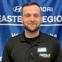 Phil Gagliardi at Fuccillo Hyundai Lincoln of Schenectady