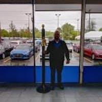 Timmy Brunette at Fuccillo Hyundai Lincoln of Schenectady