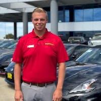 Matthew  Krier at Future Nissan of Roseville