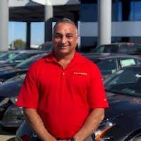 Kris Nambiar at Future Nissan of Roseville