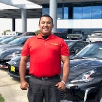 Joe Trejo at Future Nissan of Roseville