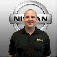 Brandin Tenns at Future Nissan of Roseville