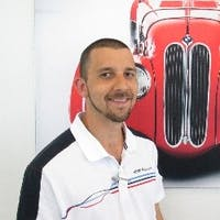 Chris Czaplenski at BMW of Westlake