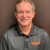 Ron Higginbotham at Jerry Hunt SuperCenter