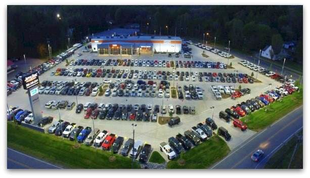 Jerry Hunt SuperCenter, Lexington, NC, 27295