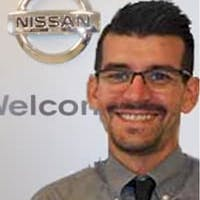 Brent Johnson at Ganley Mayfield Nissan