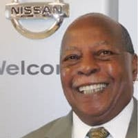 Jim Humphrey at Ganley's Mayfield Nissan