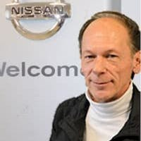 Dan Grdadolnik at Ganley's Mayfield Nissan