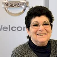 Patti Takach at Ganley's Mayfield Nissan