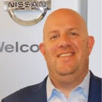 Brandon Boro at Ganley's Mayfield Nissan