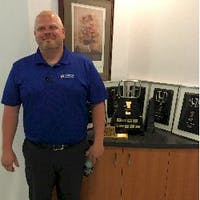 Andrew Neufeld at Garcia Honda - Service Center